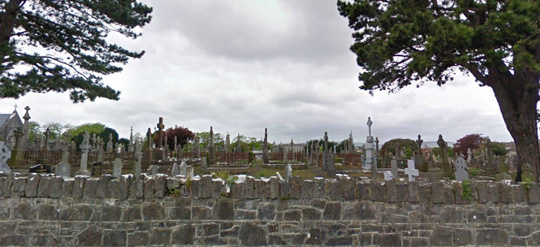 Mount Saint Lawrence Cemetery